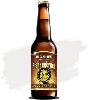 Big Shed Frankenbrown American Brown Ale