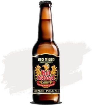 Big Shed Kol Schisel German Pale Ale