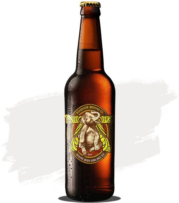 Riverside Brewing Co Seventy Seven IPA