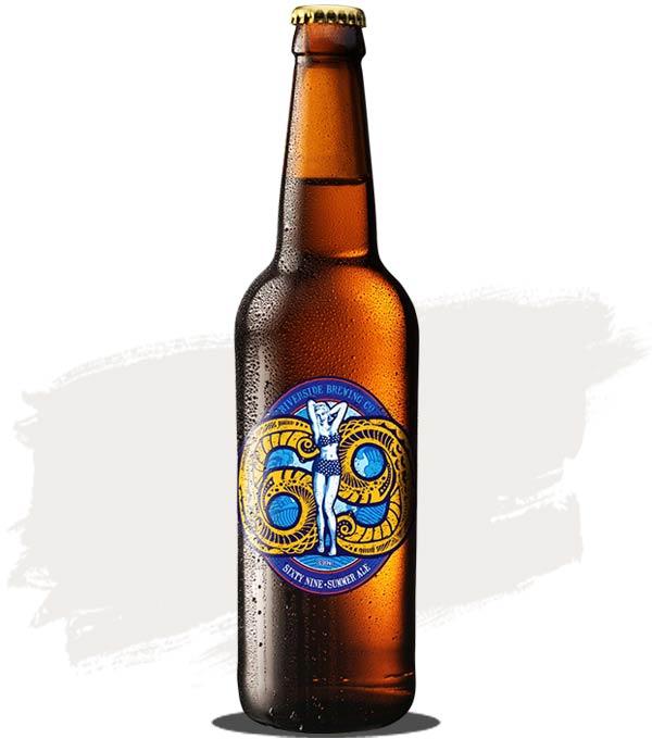 Riverside Brewing Co Sixty Nine Summer Ale