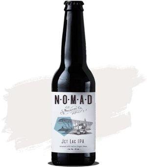 Nomad Jet Lag IPA Bottle
