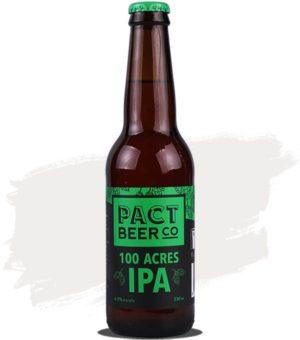 Pact 100 Acres IPA