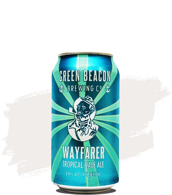 Green Beacon Wayfarer USA Tropical Ale
