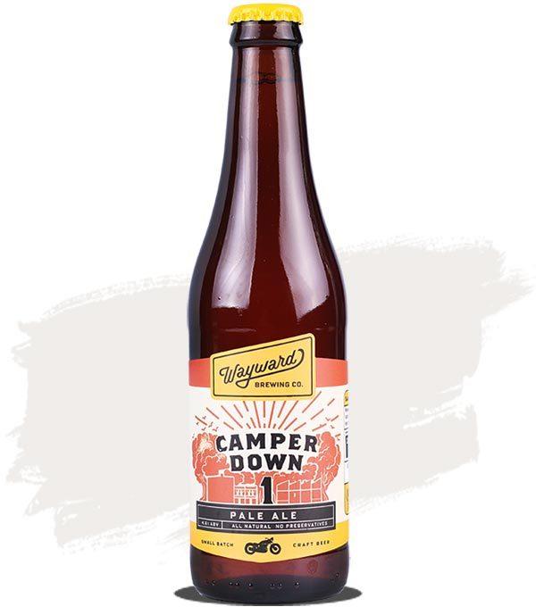 Wayward Camperdown Pale Ale