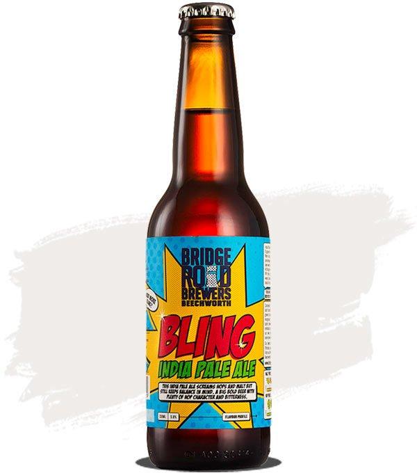 Bridge Road Brewers Bling IPA Bottle