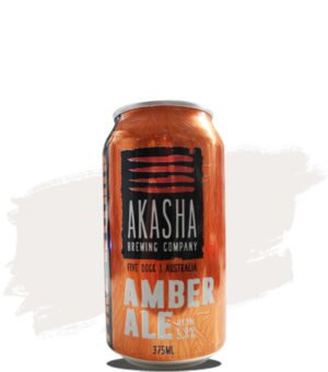 Akasha Fire Within Amber Ale Can