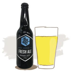 Black Brewing Fresh Ale