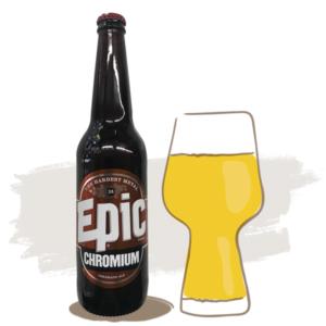 Epic Chromium Chromatic Pale Ale