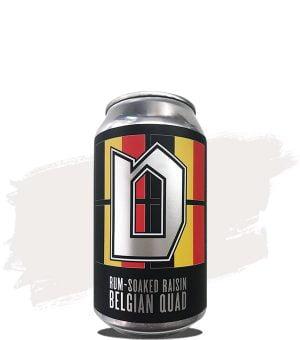 Dainton Rum-Soaked Raisin Belgian Quad