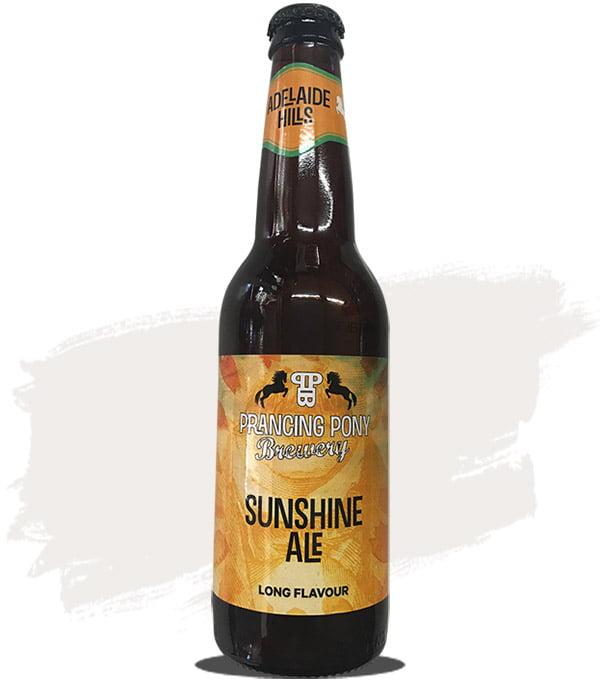 Prancing Pony Sunshine Ale