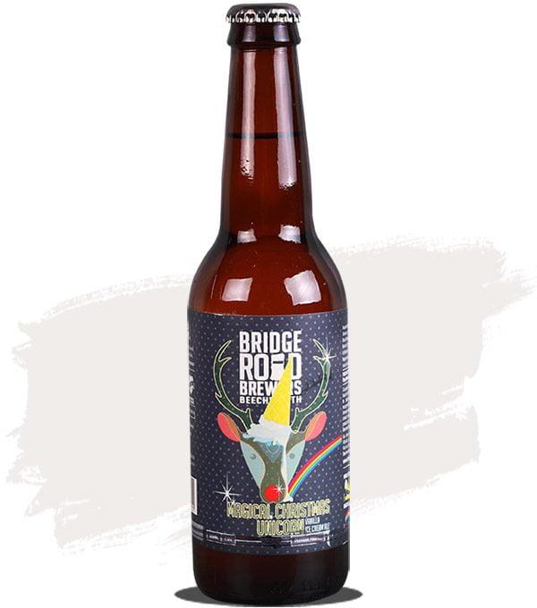 Bridge Road Brewers Christmas Unicorn