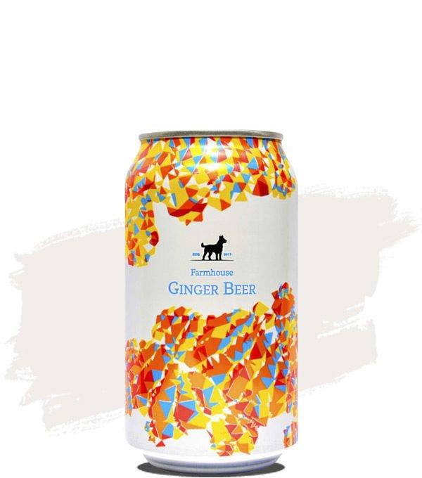 Welder's Dog Ginger Beer