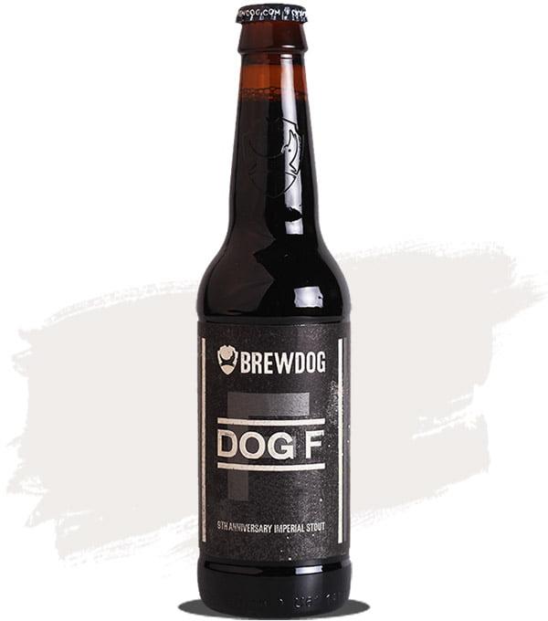 Brewdog Dog F Imperial Stout