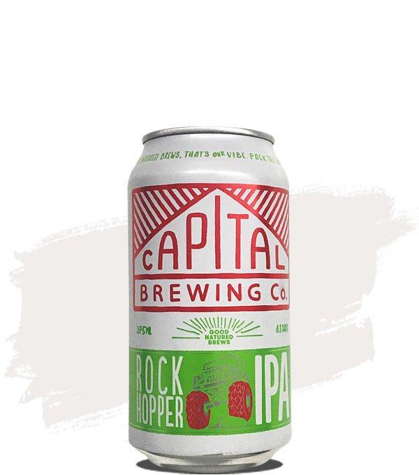 Capital Brewing Rock Hopper IPA