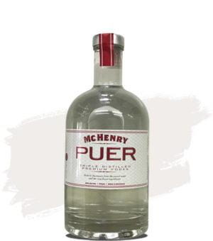 McHenry Puer Vodka