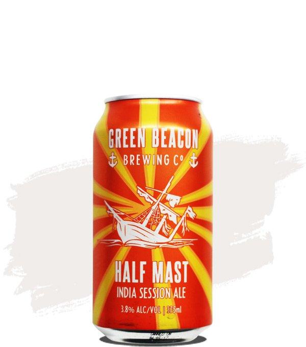 Green Beacon Half Mast India Session Ale
