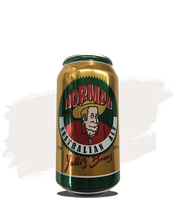 Yulli's Brews Norman Australian Ale