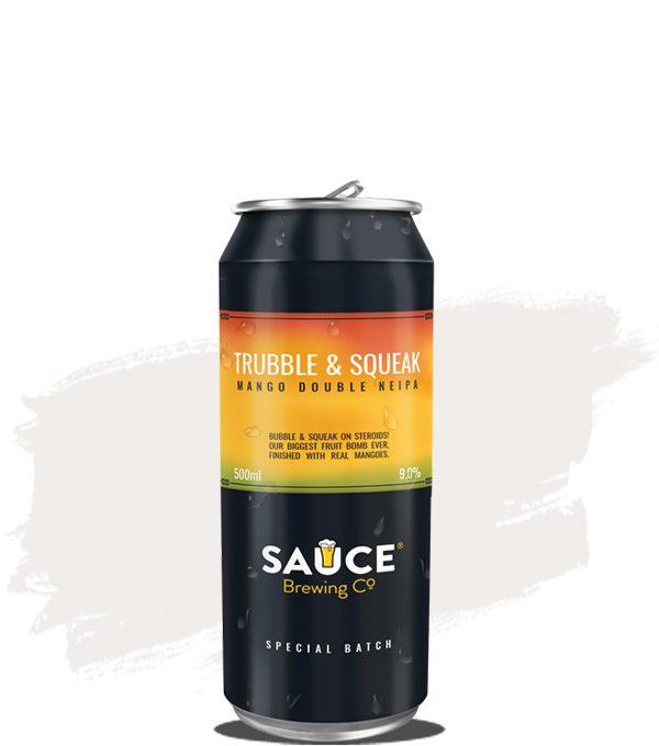 Sauce Brewing Trubble & Squeak