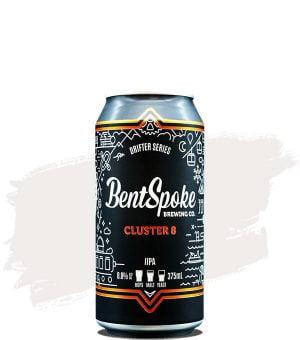 Bentspoke Brewing Cluster 8 IIPA