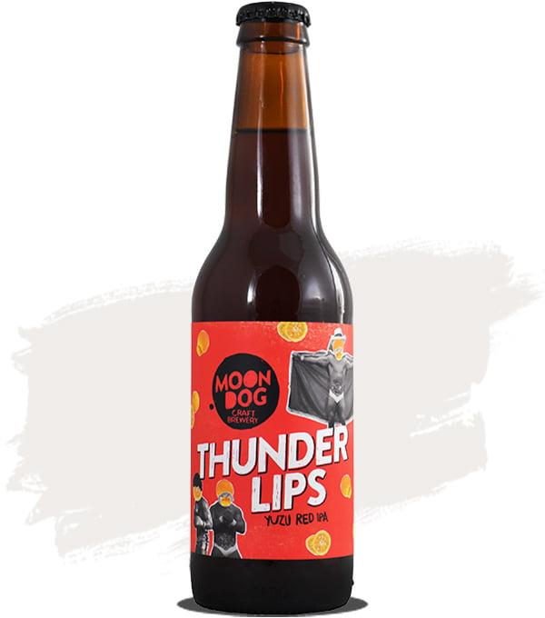 Moon Dog Thunder Lips Yuzu Red IPA