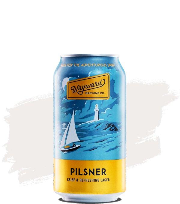 Wayward Pilsner