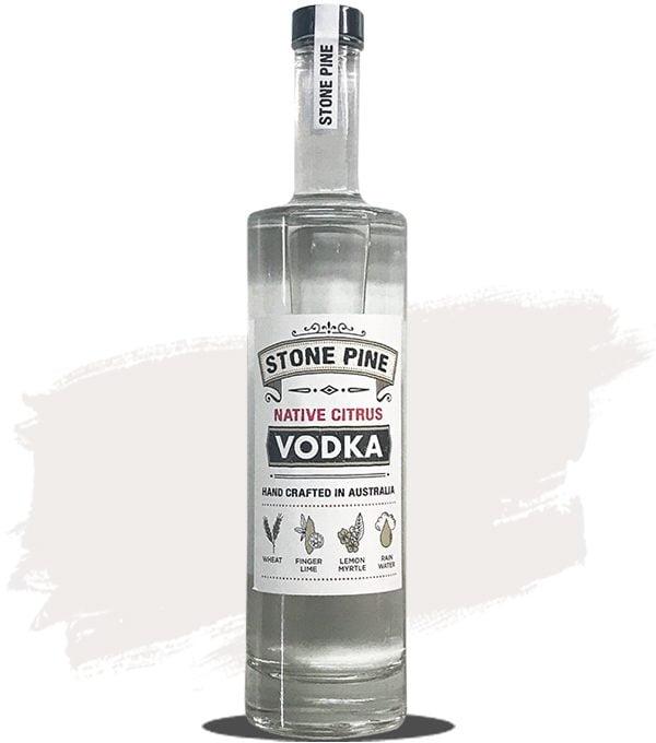 Stone Pine Native Citrus Vodka