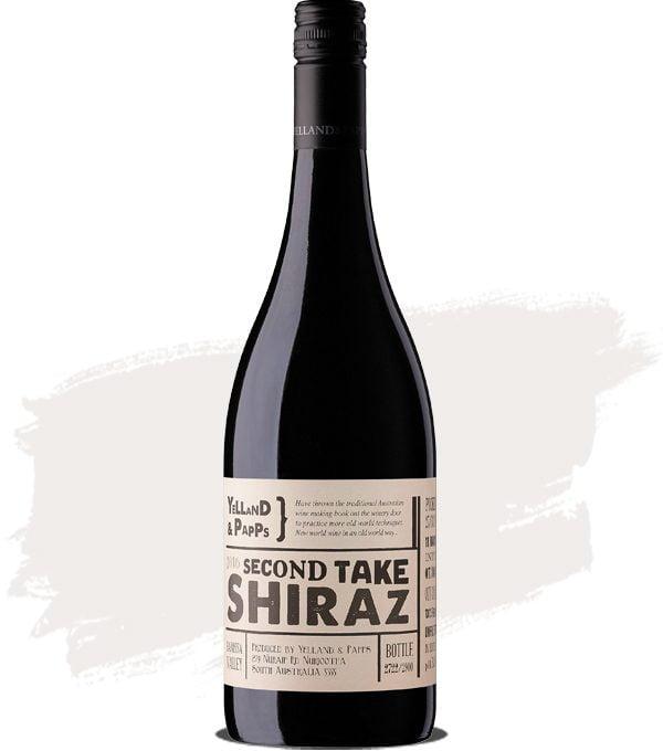 Yelland + Papps Second Take Shiraz