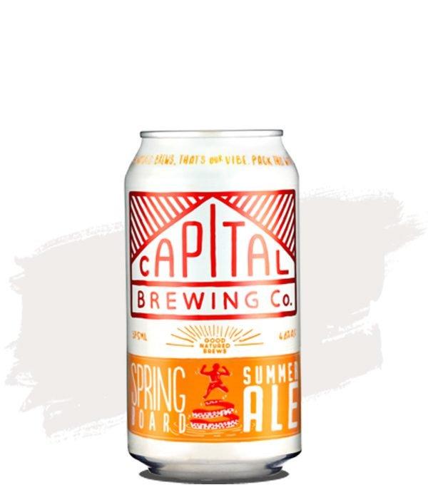 Capital Springboard Summer Ale