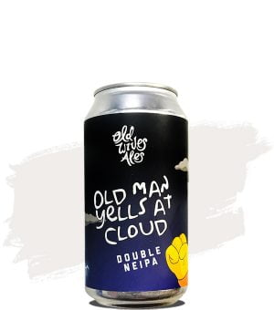 Old Wives Ales Old Man Yells at Cloud Double NEIPA