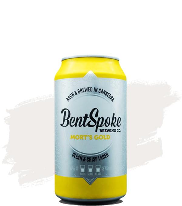 BentSpoke Mort's Gold