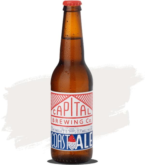 Capital Coast Ale Bottle