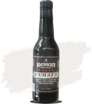 Boatrocker Barrel Aged Coffee Ramjet