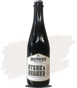 Boatrocker Barrel Aged Sterk & Donker