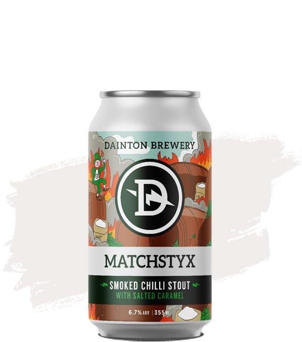 Dainton Matchstyx Smoked Chilli Stout