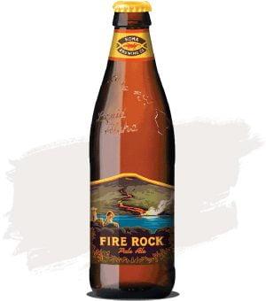 Kona Fire Rock Pale Ale Bottle