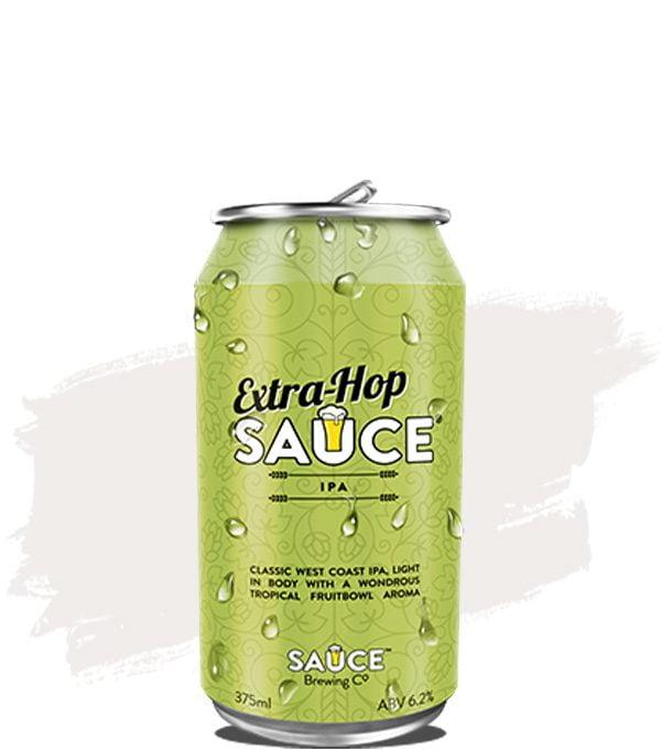 Sauce Brewing Extra Hop Sauce IPA
