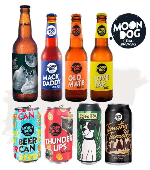 moondog brewery pack