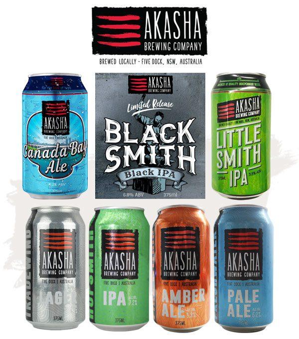 akasha brewery pack