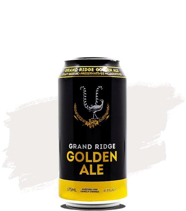 Grand Ridge Golden Ale