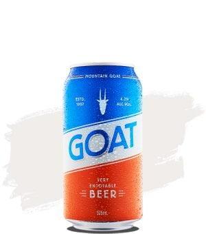 Mountain Goat Very Enjoyable Beer