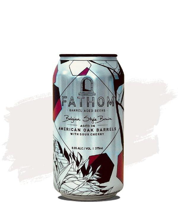 Green Beacon Fathom Belgian Brown Ale