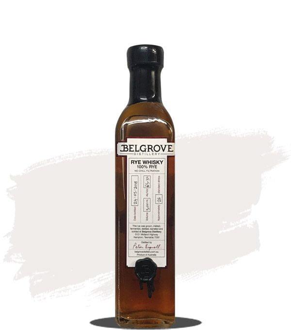 Belgrove Rye Whisky