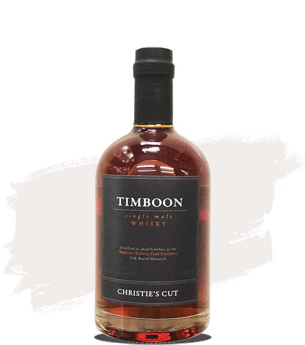 Timboon Christie's Cut Single Malt Whisky
