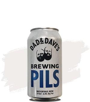 Dad & Dave's Pils