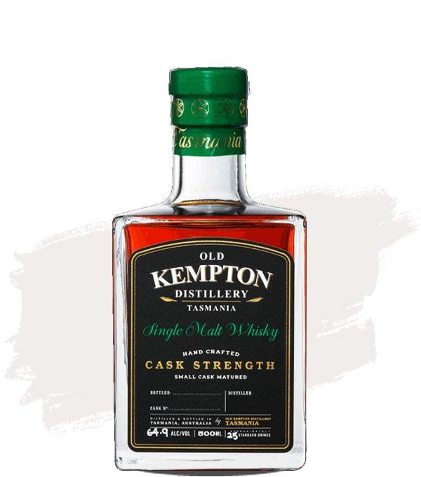 Old Kempton Port Cask Strength Whisky