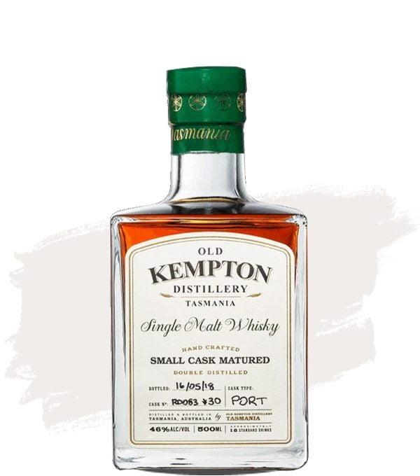 Old Kempton Port Cask Whisky
