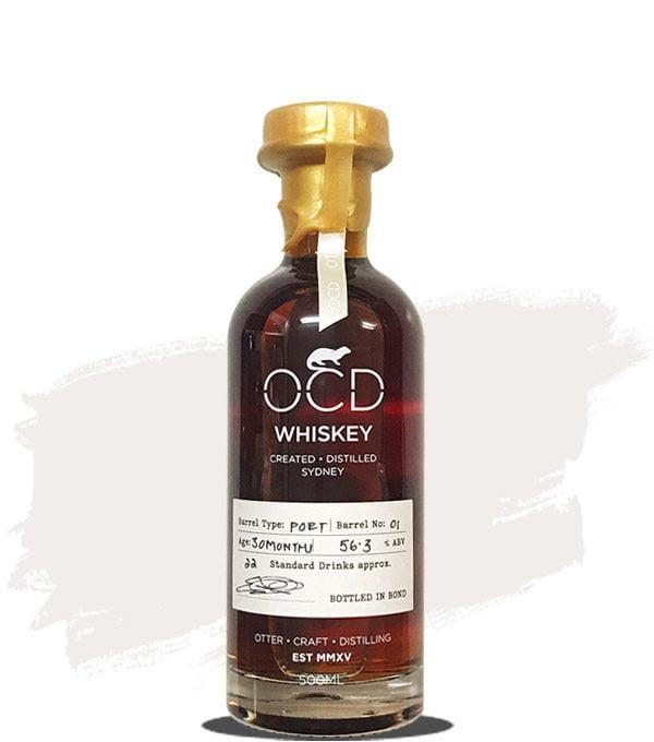 Otter Craft Port Barrel 01 Whisky 500ml