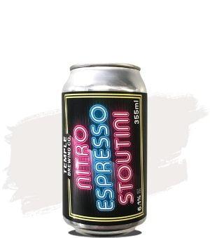 Temple Nitro Espresso Stoutini