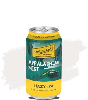 Wayward Appalachian Mist Hazy IPA