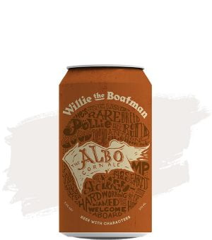 Willie the Boatman The Albo Corn Ale